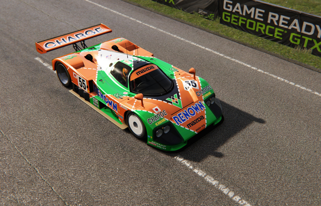 Thumbnail for «Mazda 787B @ Highlands Long»